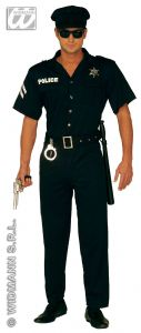 New York Police Cop Costume
